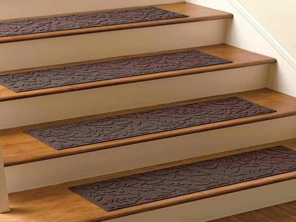 Carpet Stair Treads Ikea Carpet Stair Treads Carpet Stairs   Braided Stair Treads With Rubber Backing   Anti Slip   Slip Resistant   Skid Resistant   Oval   Rugs