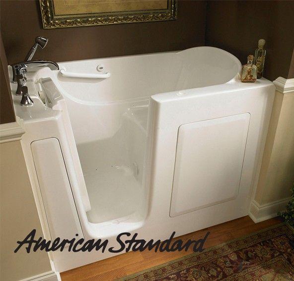 American Standard 3151 201 S 31 X51 Soaker Walk In Bath At