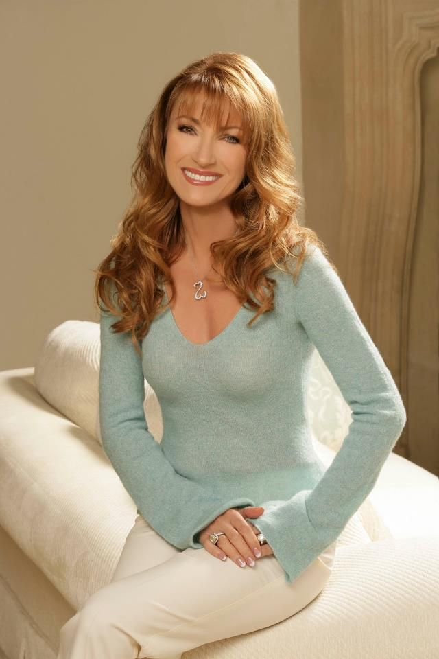 jane seymour: live and let die, dr. quinn , somewhere in time and of
