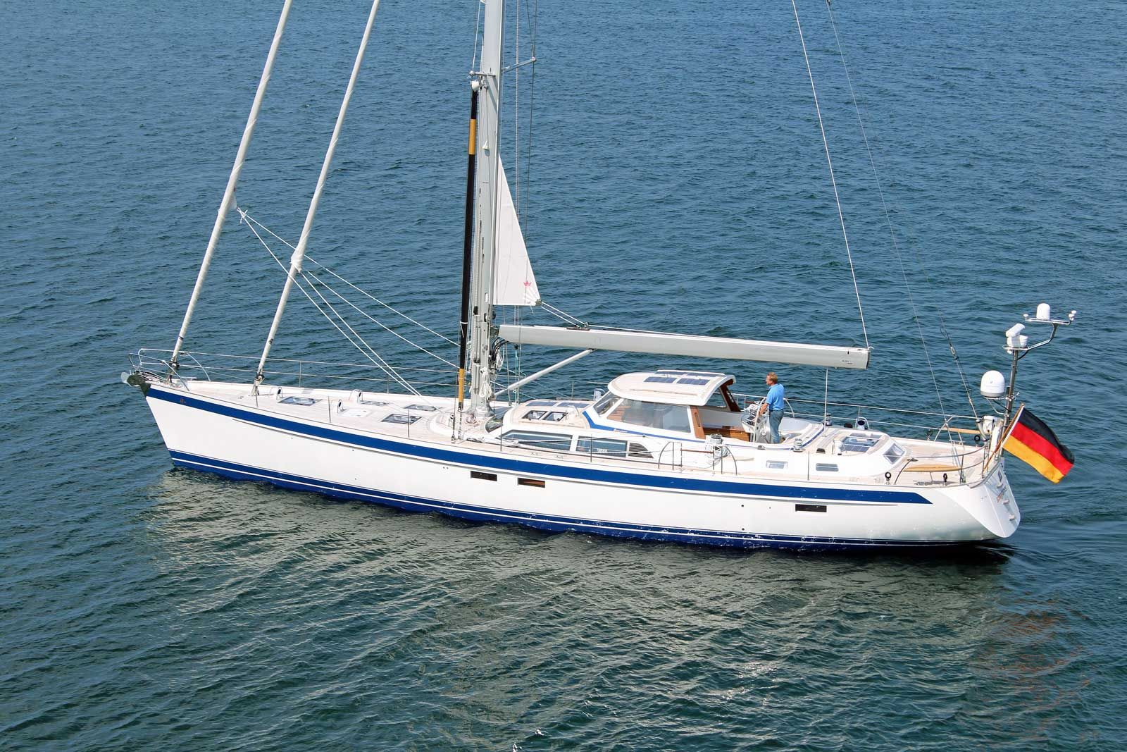 Hallberg-Rassy 64 with hardtop | My Style in 2019 | Boat