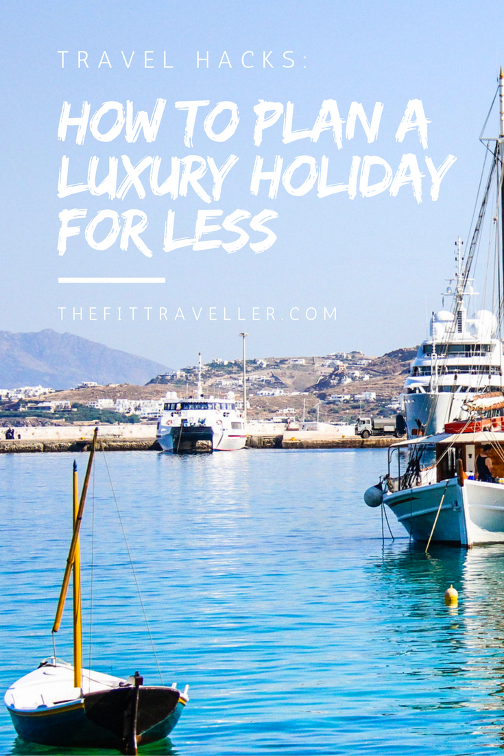 Over the years, we have found some powerful travel hacks that may just help turn your luxury dream getaway into your next holiday.