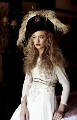 Napoleon Hat on Beauty!