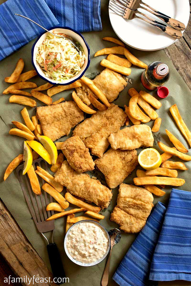 This New England Fish Fry Is So Good It Rivals Some Of The Best Seafood