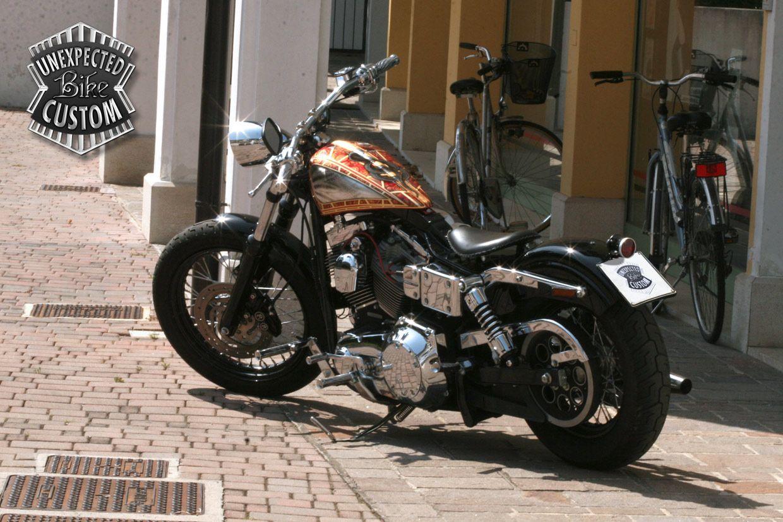Merveilleux Custom_harley_davidson_dyna_snake_bBig (1240×661) | DYNA MYTH |  Pinterest | Harley Davidson Dyna And Harley Davidson