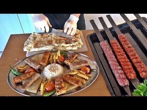 Turkish adana kebap recipe urfa kebap and chicken adana traditional turkish adana kebap recipe urfa kebap and chicken adana traditional recipe youtube forumfinder Images