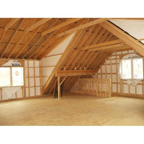 Adding A Garage With Loft To My House