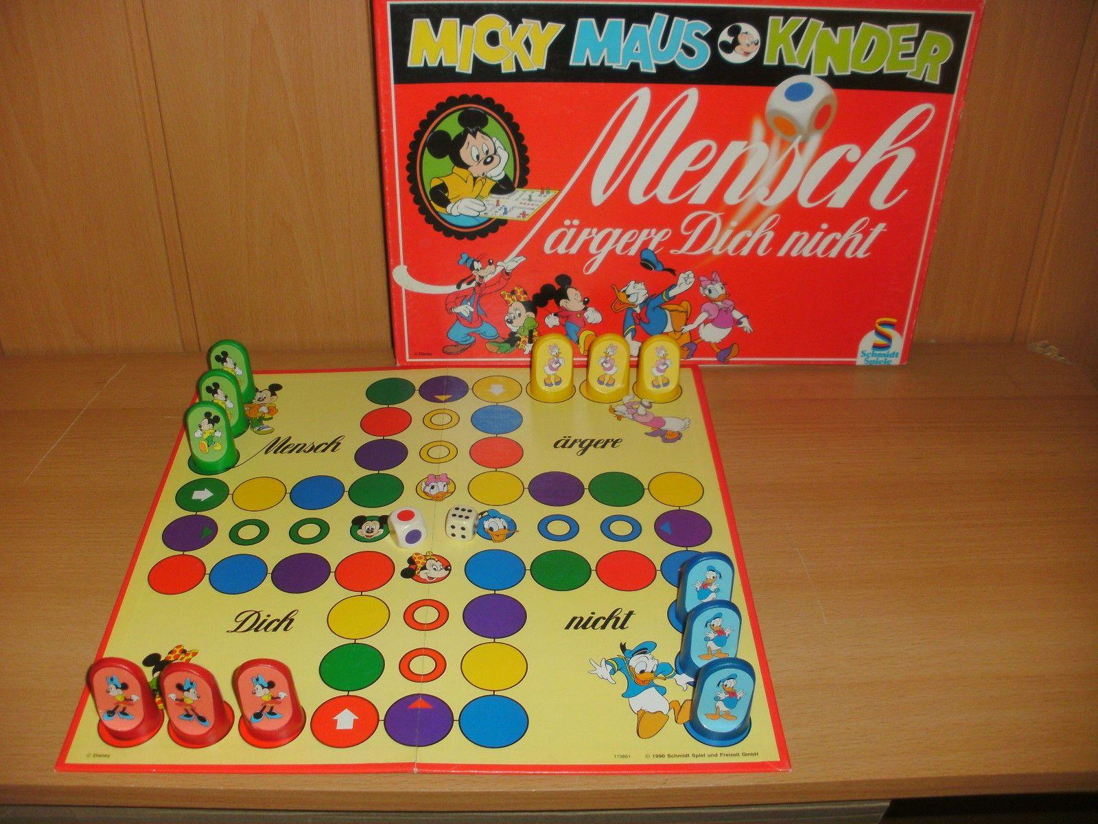 Micky Maus Kinder Mensch Argere Dich Nicht Figuren Farbwurfel Schmidt Spielesparen25 Com Sparen25 De Sparen25 Info Micky Maus Schmidt Spiele Maus