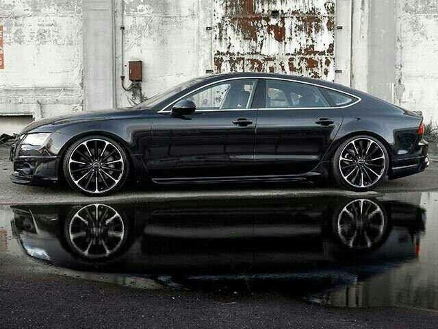 Audi A7 Audi A7 Audi Dream Cars