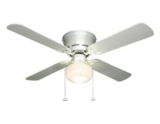 Harbor Breeze 42 In Armitage White Ceiling Fan 4 Blades At Lowe S Canada Ceiling Fan Ceiling Fan With Light Ceiling Fan Globes