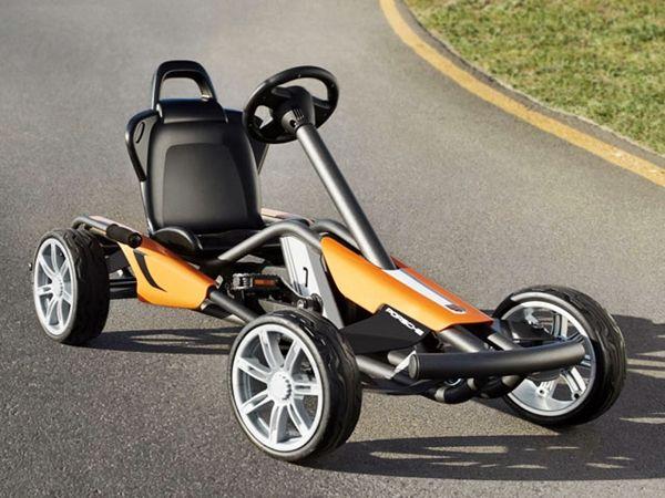 go kart porsche is a 900 pedal powered car for children ages 5