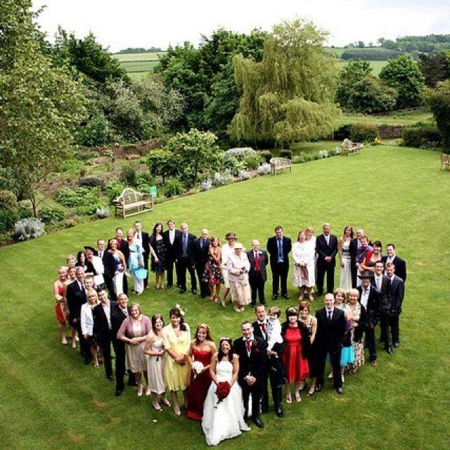 Small Family Wedding Ideas: Family Wedding Photo Idea, Love This Idea As James Has A