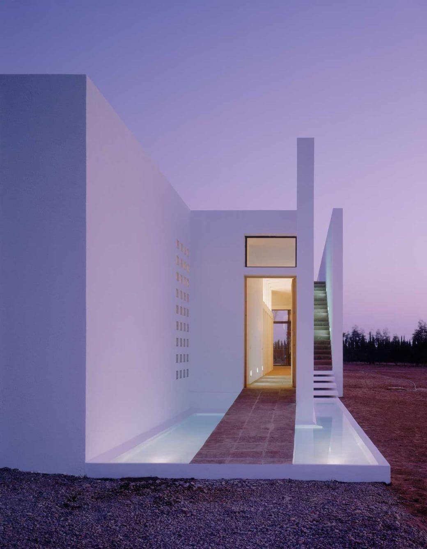 Guilhem Eustache Jean Marie Monthiers Fobe House Residential Architecture Modern Architecture Minimalist Architecture