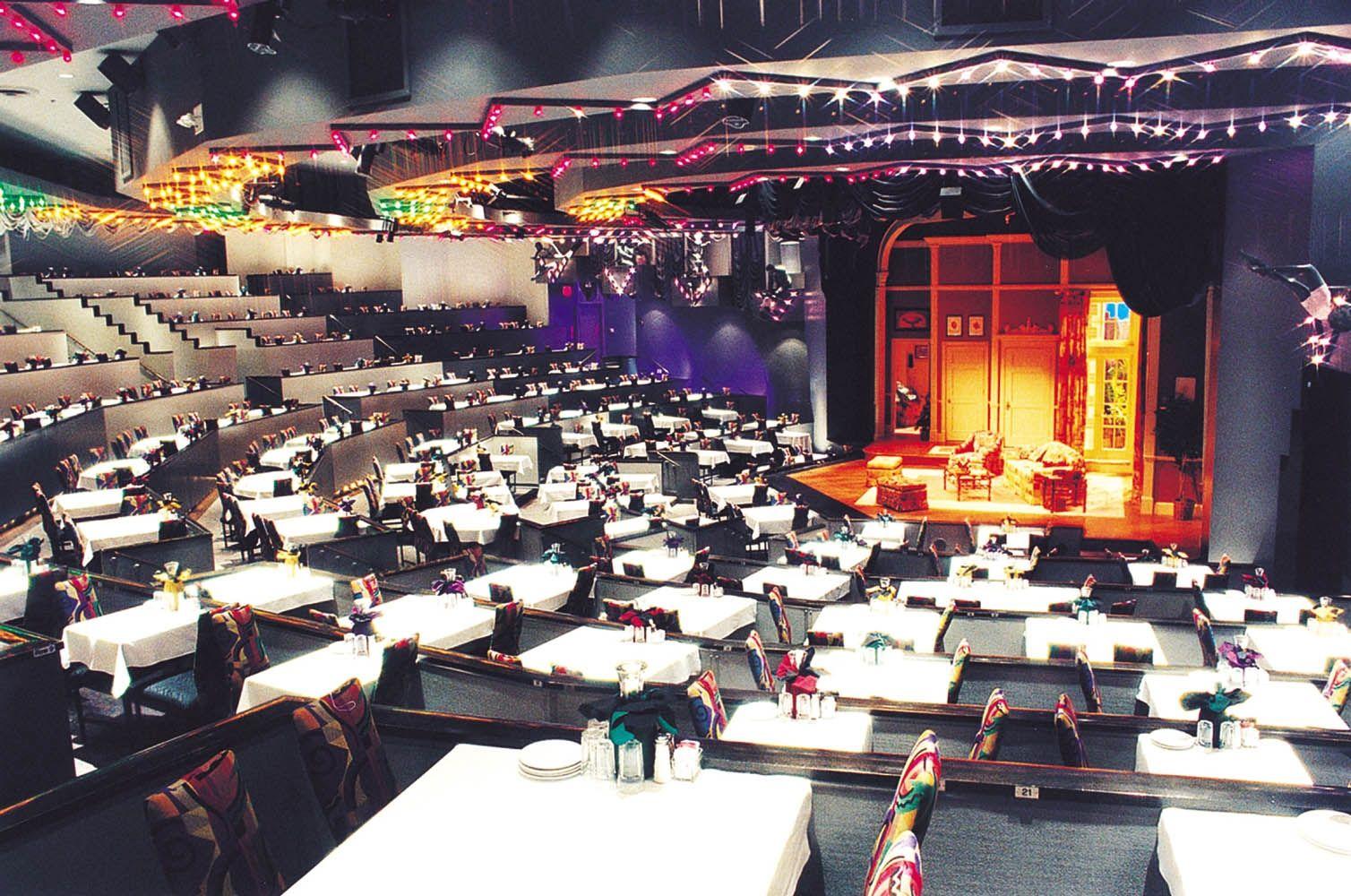 Another Lovely Shot Of The Inside New Theatre Restaurant In Overland Park Kansas Thanks Rachel Gladis