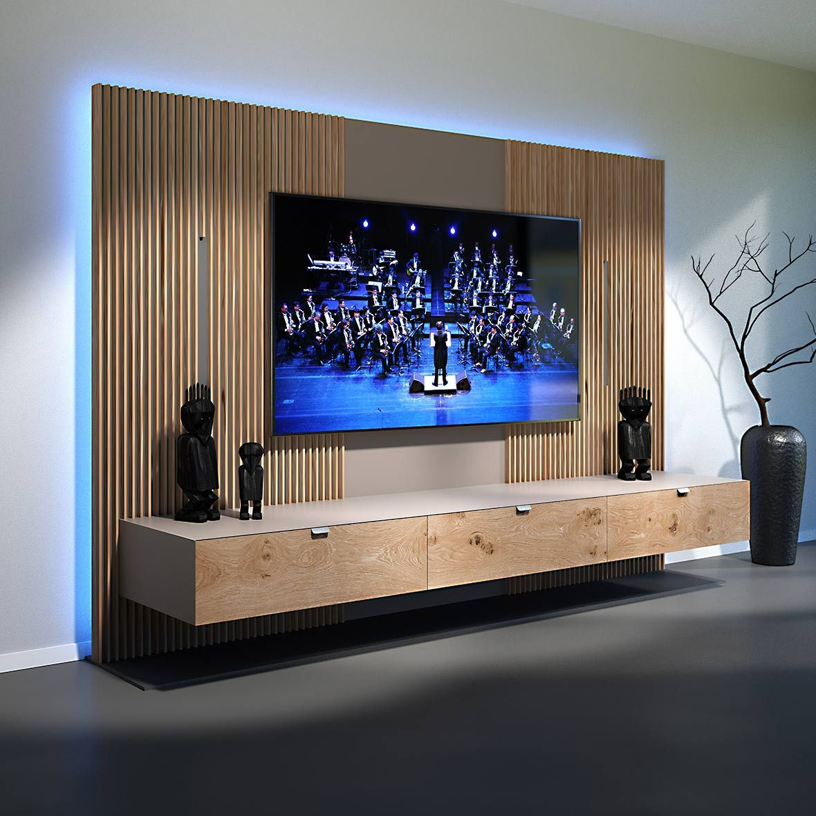 pin on tv unit furniture design