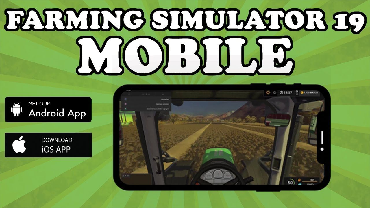 Farming Simulator 19 Mobile Farming Simulator Farm Ios Apps