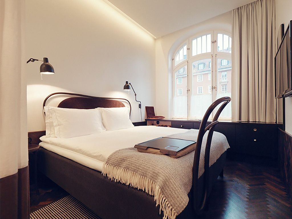 Travel With Us To The Very Hip Miss Clara Hotel In Stockholm Sweden At Heart Of Downtown World Famous Architect