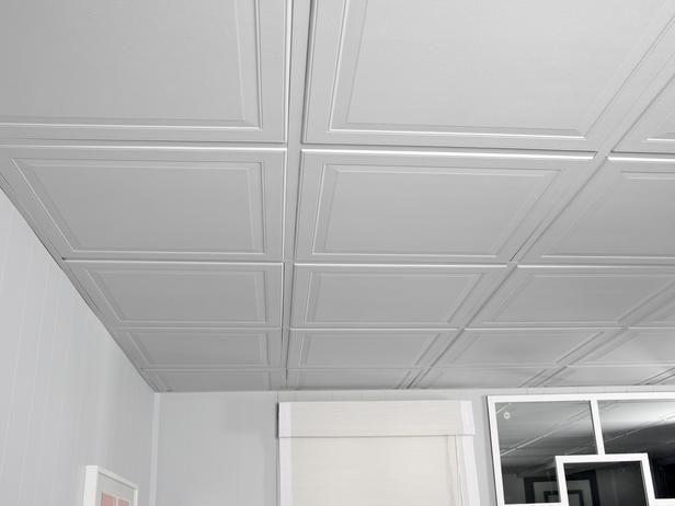 Drop Ceiling Dropped Ceiling Drop Ceiling Basement Basement Remodeling