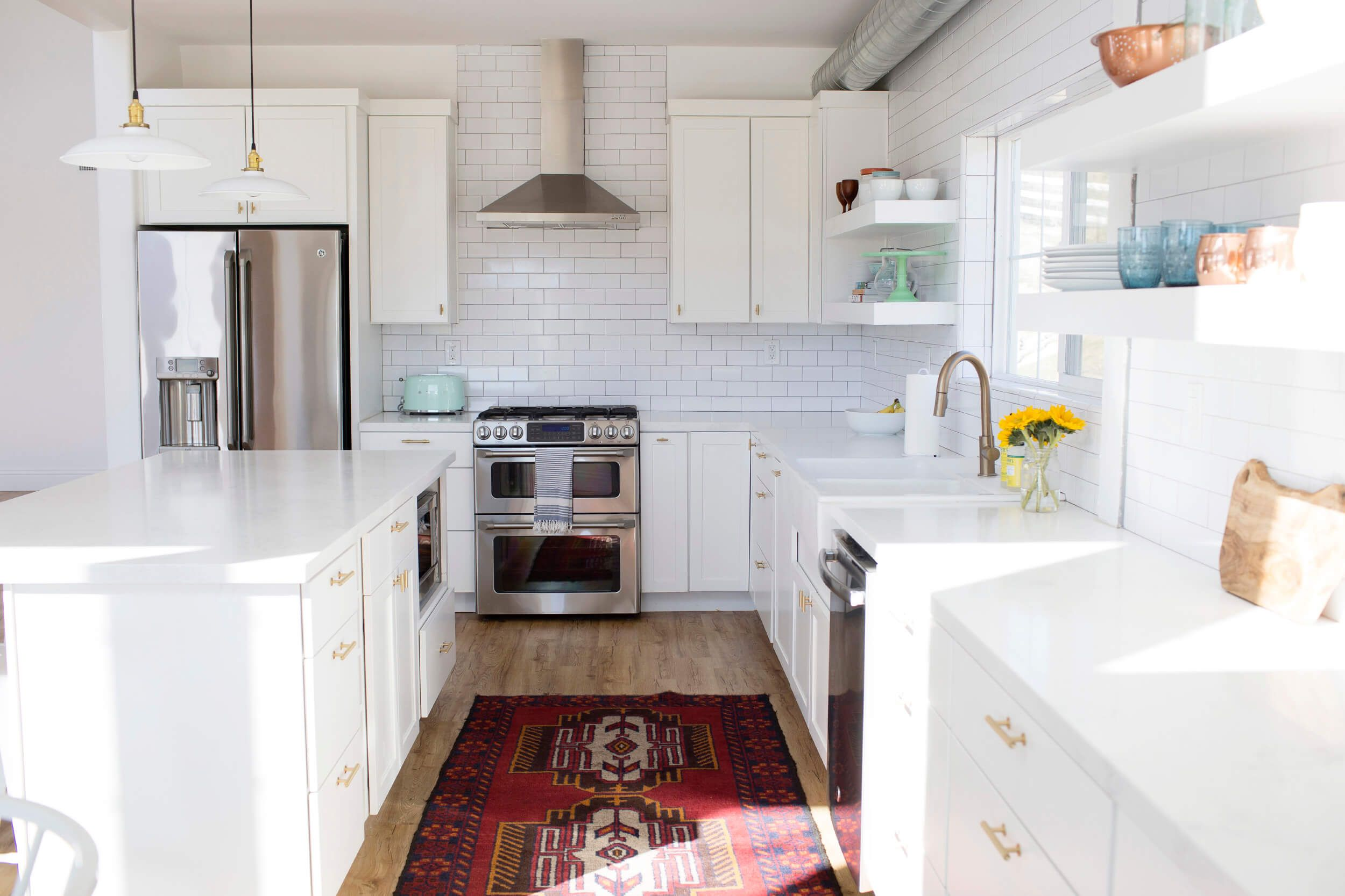 At Home With Lindsay Kujawa In Temecula California Kitchen Plans Boho Kitchen Kitchen Design
