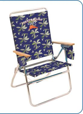 Tommy Bahama Hi Boy Beach Chair