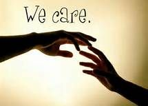 I care for everyone, no matter big or small, bad or good, I care.