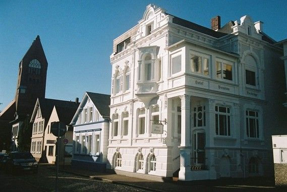 Hotel Beckroge The Best Hotel In Cuxhaven With The North Sea Right