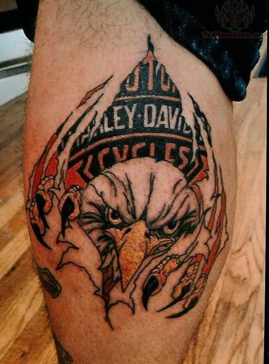 Harley Davidson Tattoo Red Roses And Harley Davidson Tattoo Design Harley Tattoos Harley Davidson Tattoos Tattoos