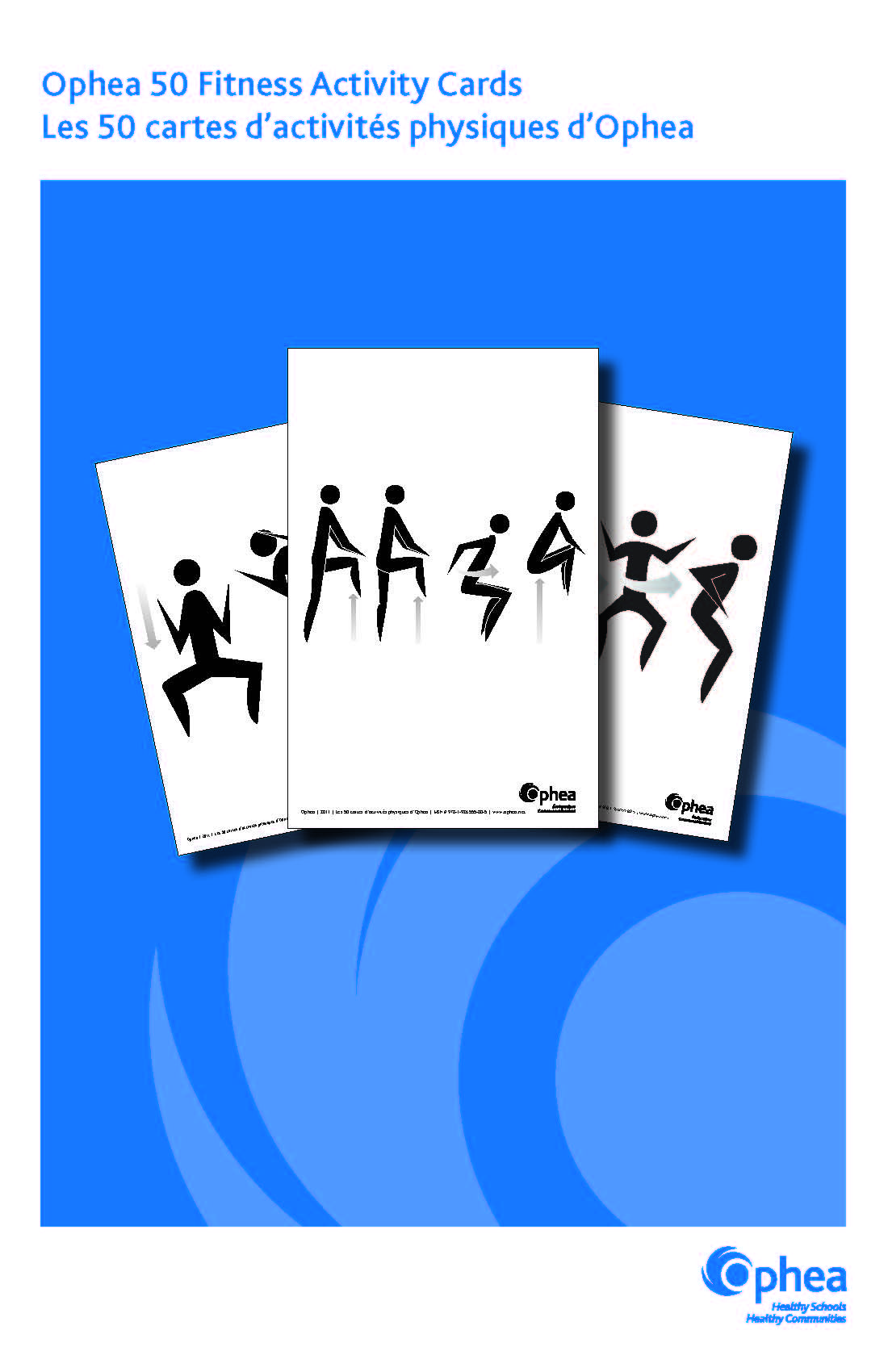 Image result for ophea 50 fitness activity cards