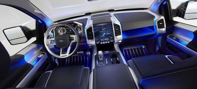 2018 Expedition Release Date >> 2018-ford-bronco-interior | Cars and motorcycles | Ford trucks, Ford Bronco, 2017 ford bronco