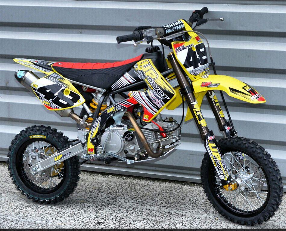 Bucci Br1 F6 150cc Pit Bike