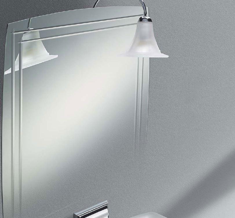 Lampada portofino colombo design in foto presentata la for Ganci bagno design