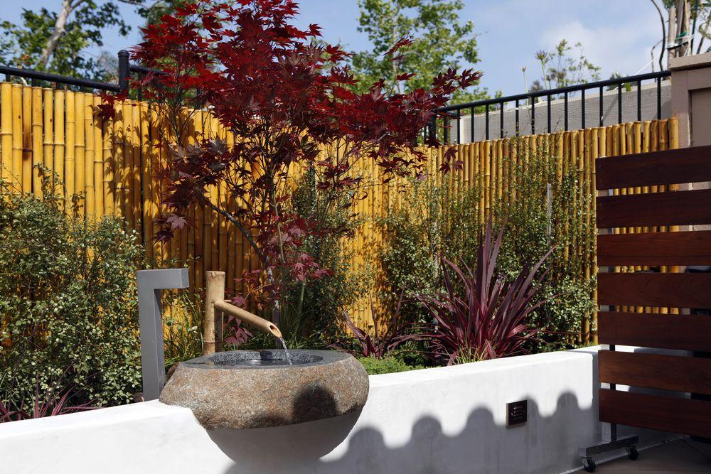 Small Japanese Garden Designs   GardensLandscape Design Garden Plan Plants, Ideas & Tips San Diego
