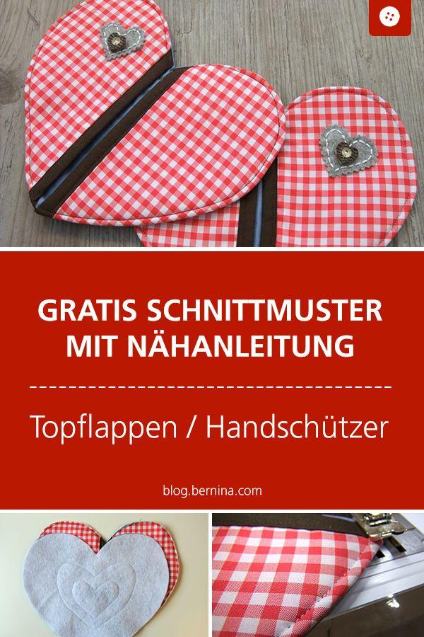 Süddeutsche Handschützer » BERNINA Blog #strickenundnähen