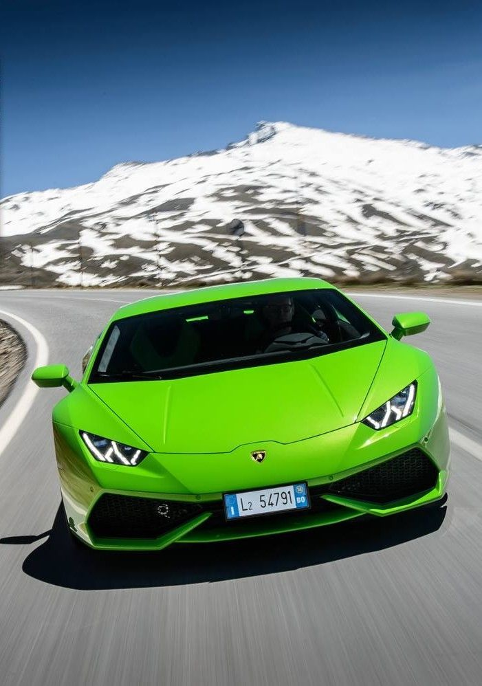 Lamborghini Huracan See more sports car pics at www