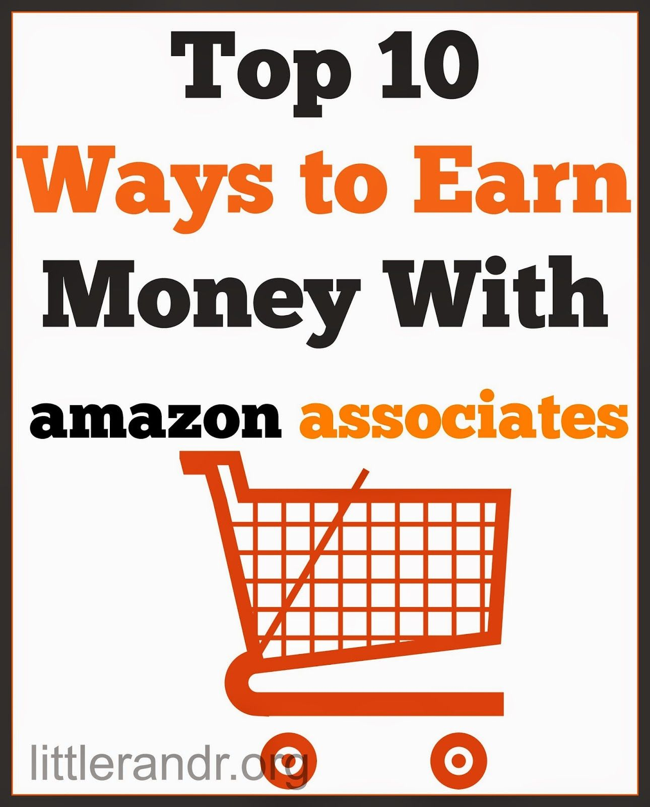 A Little R & R: Top 10 Ways To Earn Money With Amazon Associates +