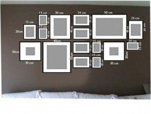 Comment Agencer Ses Tableaux Au Mur Cadre Deco Salon Deco Mur