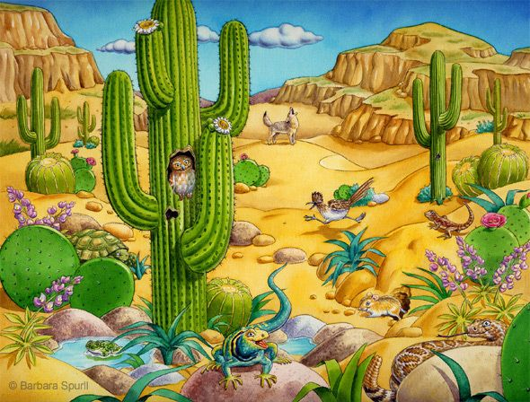 Image result for desert animal cartoon