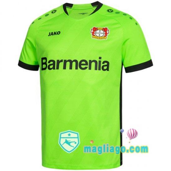 Maglia Bayer 04 Leverkusen Uomo Portiere Verde 2020/2021 nel 2021 ...