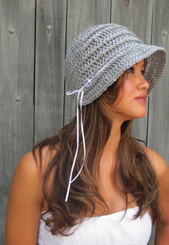 Womens Hut FLAPPER Cloche Hut ganzjährig Hut Cap mit ...