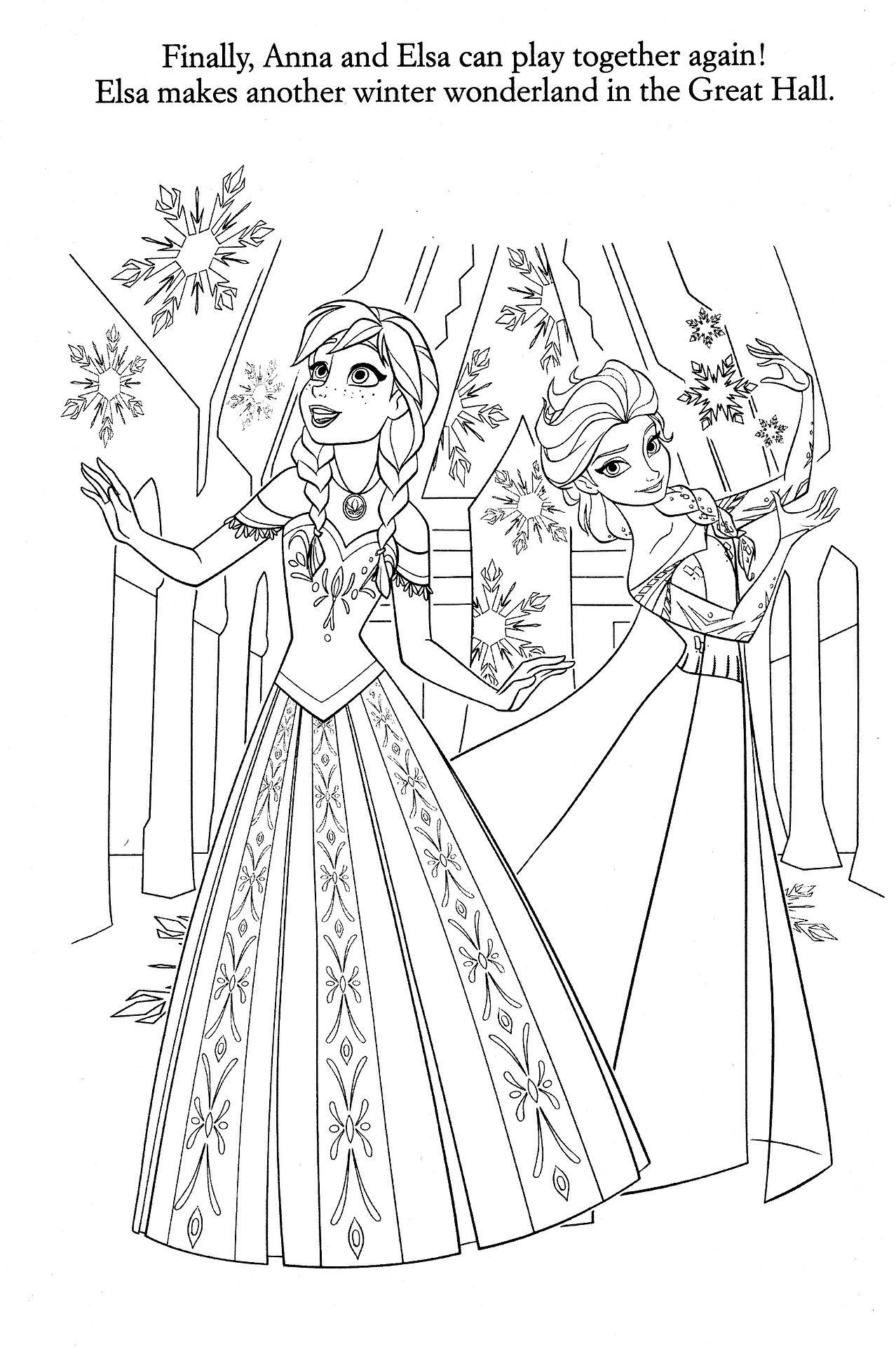 Disney Coloring Pages Elsa Coloring Pages Disney Princess Coloring Pages Frozen Coloring Pages