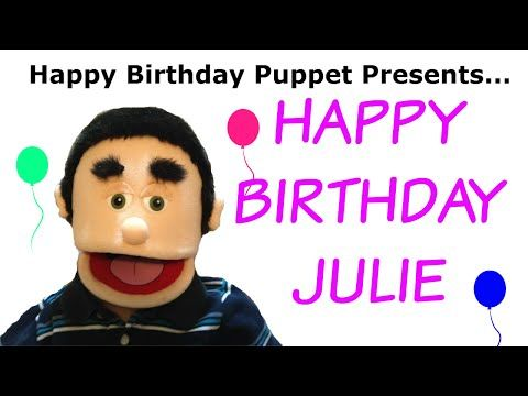 Happy Birthday Julie Funny Birthday Song Youtube Funny Happy