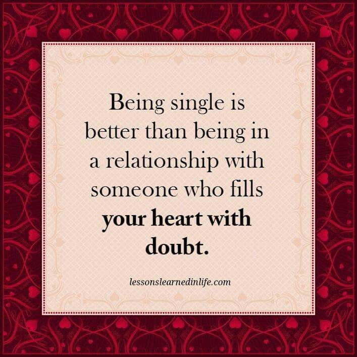 Being Single | Life quotes, Mind body soul, Good things