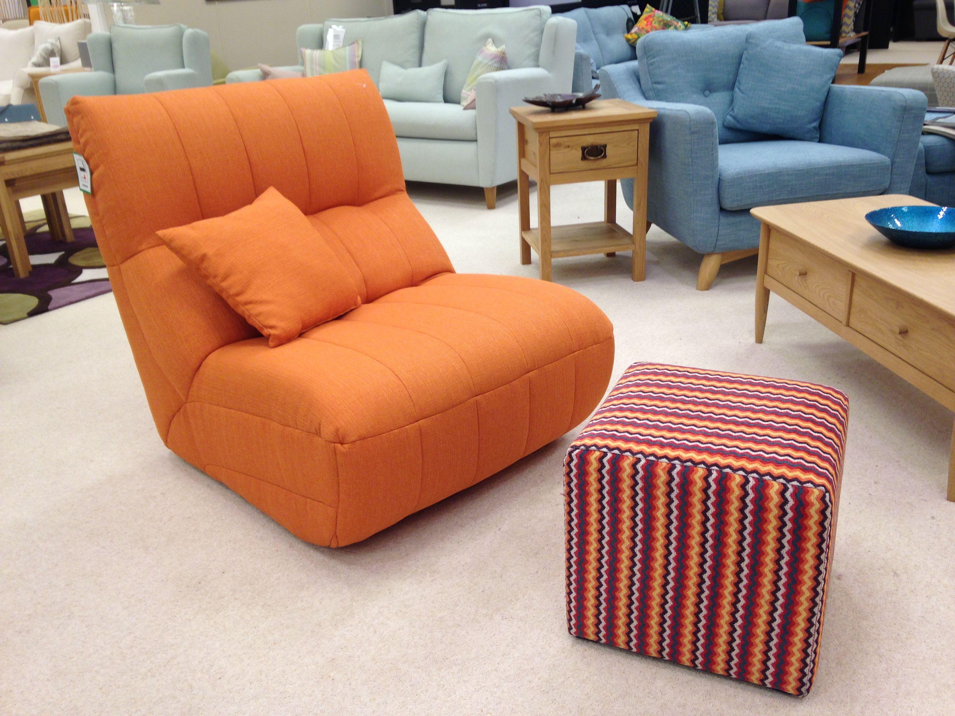 Bobbie chair and striped stool Chair, Sofa chair, Sofas