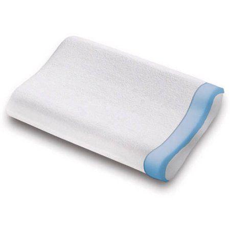 Beautyrest Smartfoam Cool Touch Contour Pillow White Products