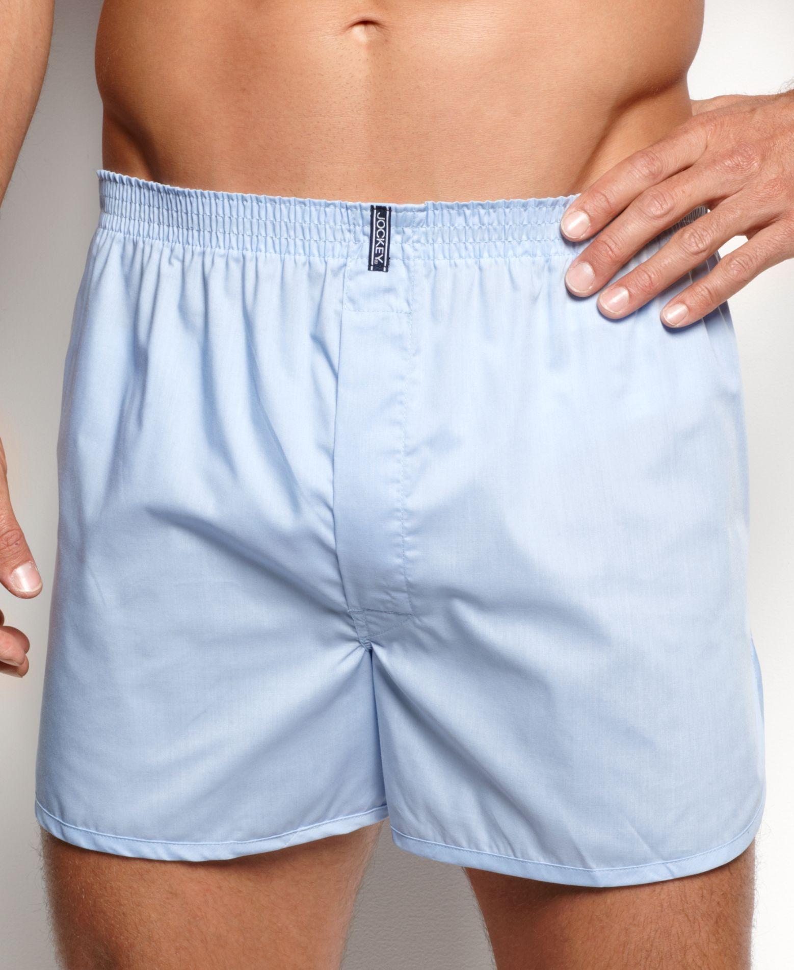 126b2056b495 Men's Underwear, Classic Tapered Boxer 4 Pack | jockey | Jockey ...