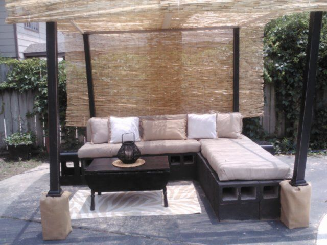backyard canopy - Google Search & backyard canopy - Google Search | Garden Fence-Structure-Privacy ...
