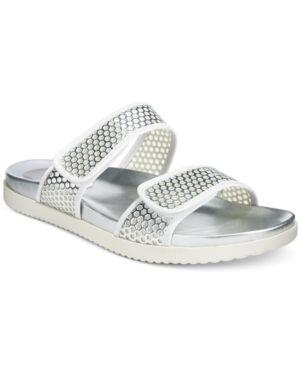 Easy Spirit Maelina Sandals - Silver 8.5W