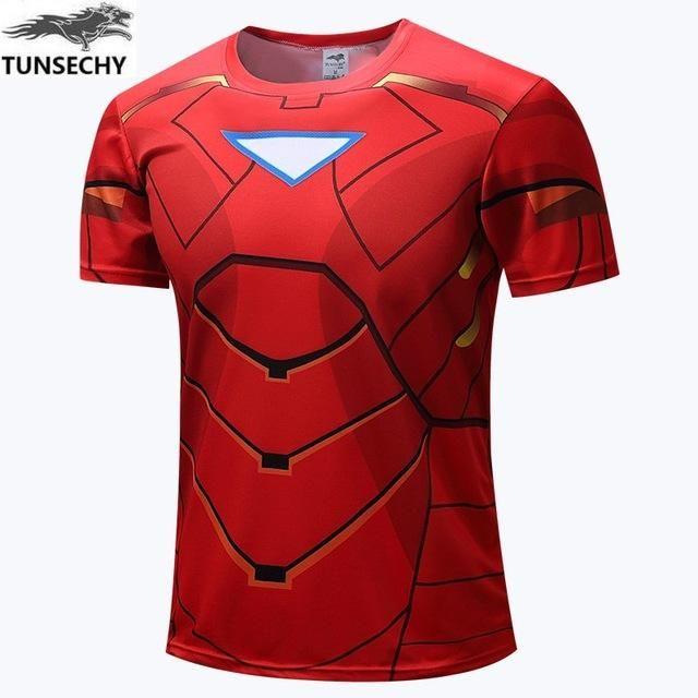 Camisetas Super Heróis - Frete Grátis!  2136d76fbd4b4