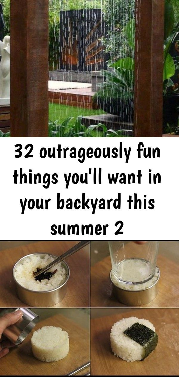 Photo of 32 outrageously fun things you'll want in your backyard this summer 2
