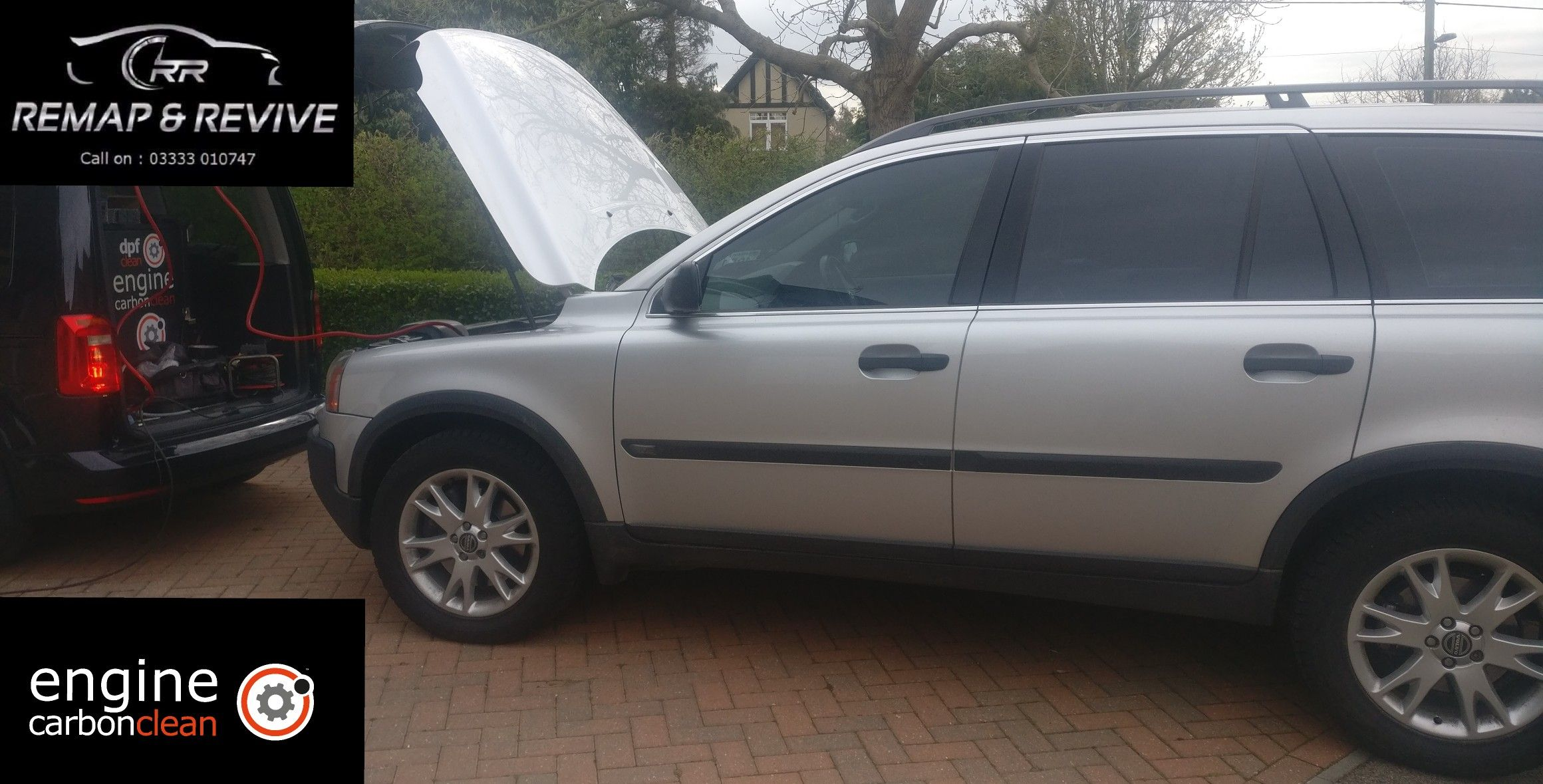 A 2005 Volvo XC90 2 5 D5 has covered 167,000 miles and an