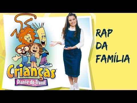 Rap Da Família | DVD Crianças Diante do Trono | Crianças Diante do Trono - YouTube